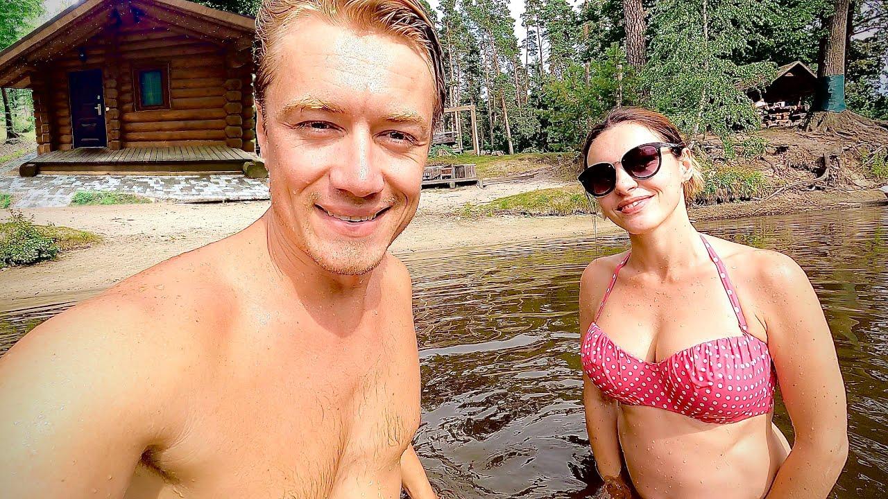 ЛЕТО 2021🔥 СНЯЛИ ДОМ НА ОЗЕРЕ! Отдых в лесу - идеальное место для релакса!