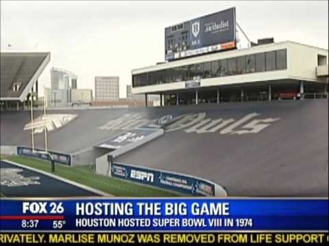 Remembering when Super Bowl VIII was held at Rice Stadium