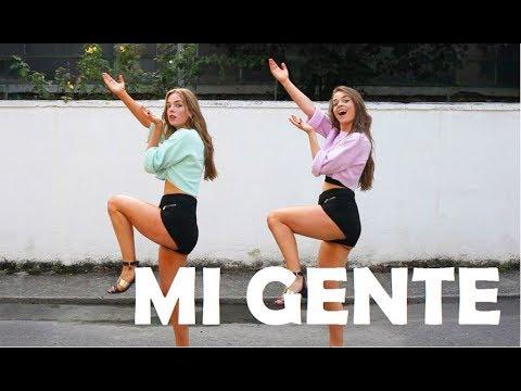 MI GENTE - J.Balvin, Willy William - COREOGRAFIA !! DANCE !!