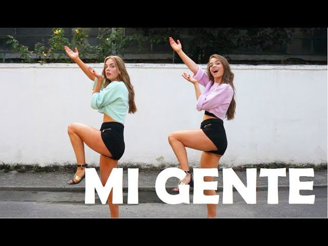 Mi Gente J Balvin Willy William Coreografia Dance
