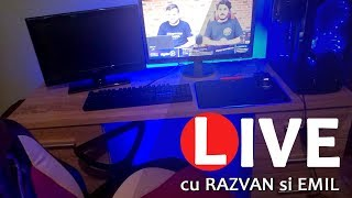 [Live] Cat de frumusel e biroul tau de gaming? ^_^