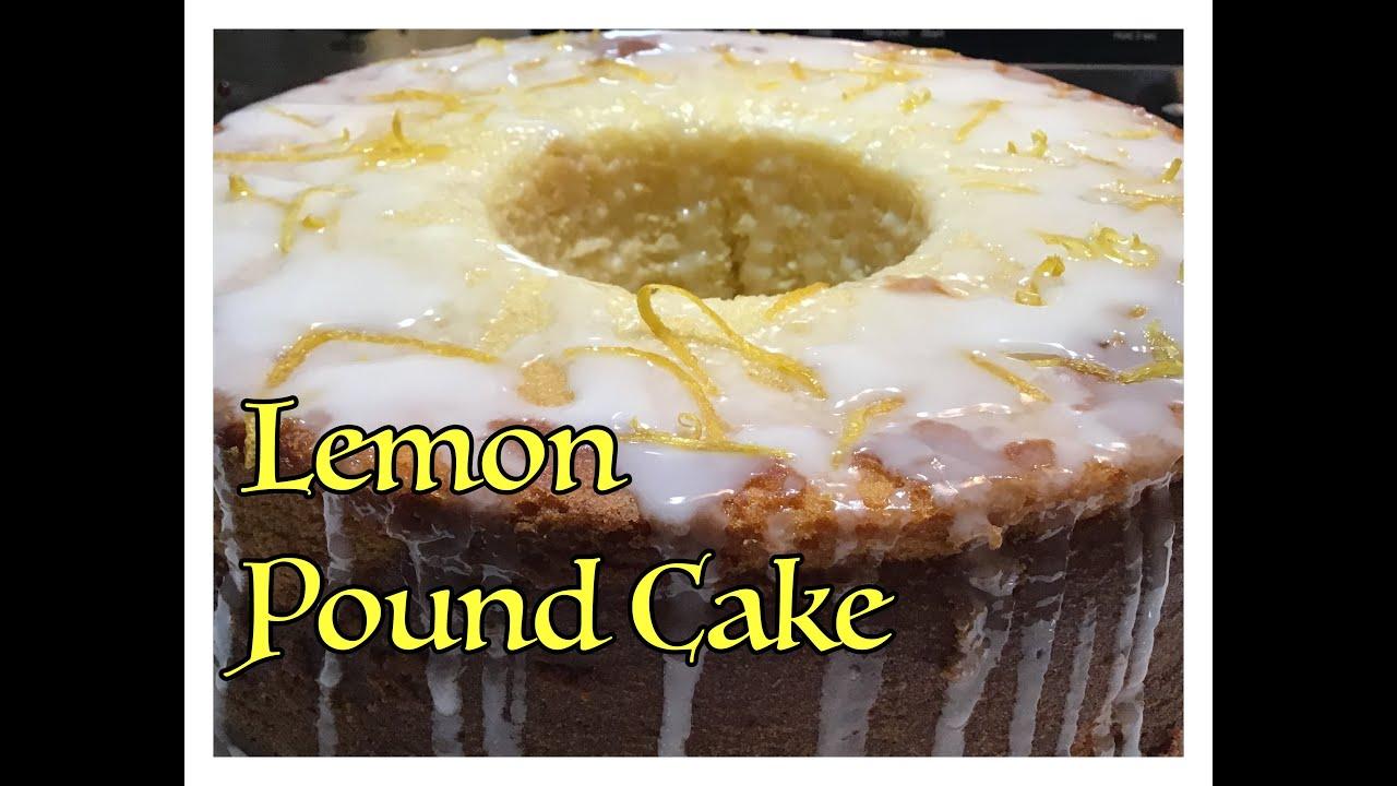 Episode 86 - LEMON POUND CAKE ⎜ EVERYTHING PAULETTE