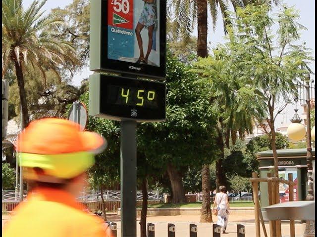 Una semana de alertas por altas temperaturas