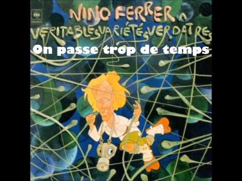 Nino Ferrer - Véritable variété verdâtre - 1977 [Full Album] - HD