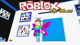 Roblox/ Top Model / Strike A Pose! / Gamer Chad Plays
