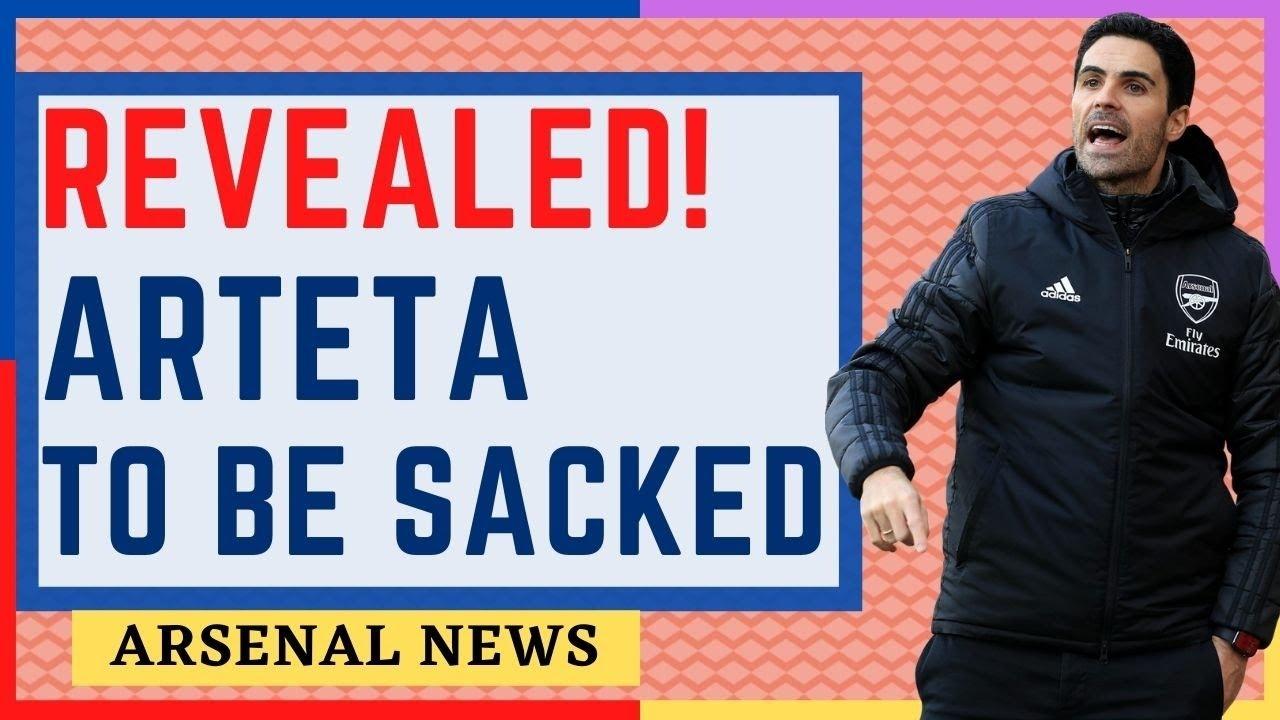 Download REVEALED  ARSENAL TO SACK ARTETA   I WANT BIELSA   Arsenal News Now.