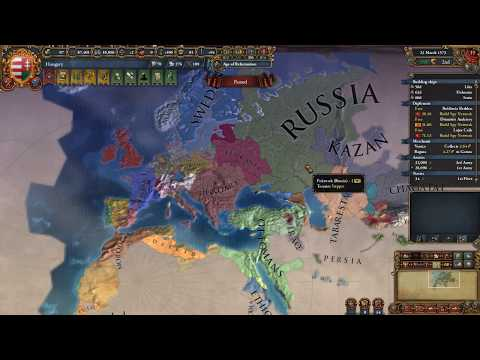 Let's play Hungary Ep : 32