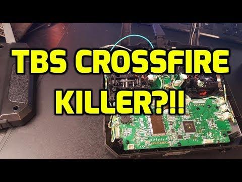 Смотрите сегодня TBS Crossfire Micro Bundle - Setup Guide and Review