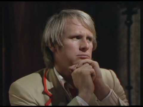 Doctor Who: The Fifth Doctor - One of Us is Gonna Die Young