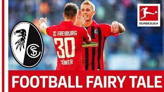 What a Football Fairy Tale - 5 Reasons Why Freiburg Are So Successful In 2019/20