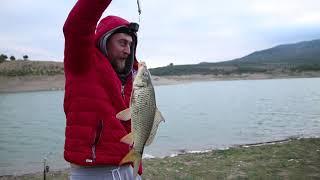 #Рыбалка в Испании на озере Iznajar