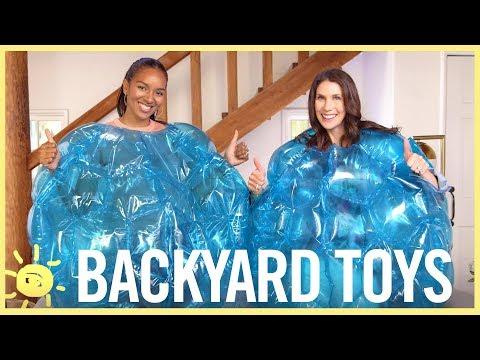 GEAR | Backyard Toys the Kids Will LOVE