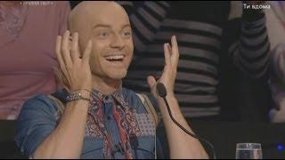 Украина мае талант 5 / Подборка самого смешного. Ржачч!))(Это видео создано с помощью видеоредактора YouTube (http://www.youtube.com/editor), 2013-10-17T21:36:31.000Z)