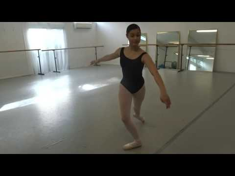Audrey Jagle Classical Solo  Sydney Dance Company Pre Professional Year 2017 Audition