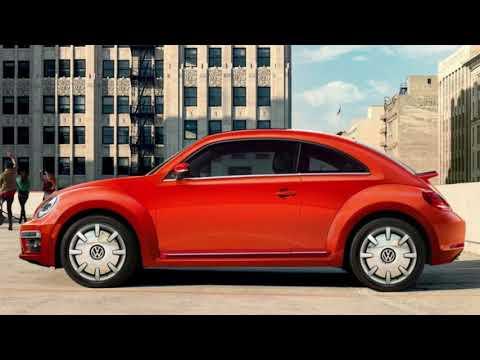 2018 Volkswagen Beetle Shift into overjoy