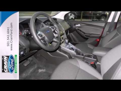 2014 ford focus little rock ar bryant ar 4fc9439 sold youtube. Black Bedroom Furniture Sets. Home Design Ideas