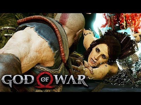 God of War Gameplay German #10 - Yggdrasil der Weltenbaum