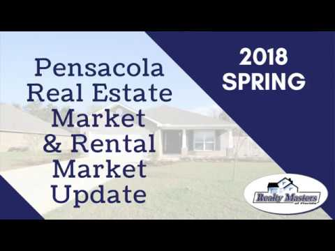 2018 Pensacola Real Estate and Rental Market Update from Realty Masters