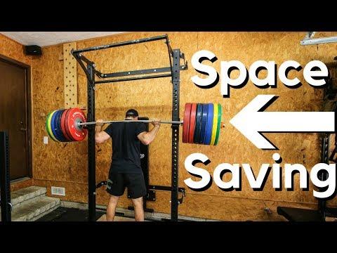 PRx Profile Rack:  Best Space-Saving Squat Rack?
