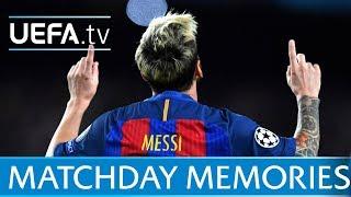Messi, Zlatan and Bale: Classic matchday three memories