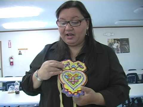 Haliwa-Saponi Powwow: Regalia Making