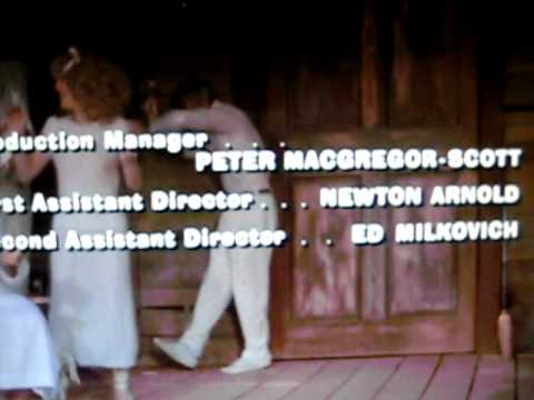 The Jerk 'end Credits'