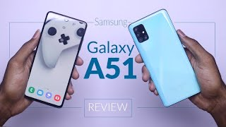 SAMSUNG Galaxy A51 Unboxing and Detailed Review