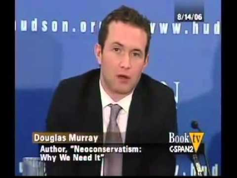 Douglas Murray - The Danger Mass Immigration poses to Western Societies