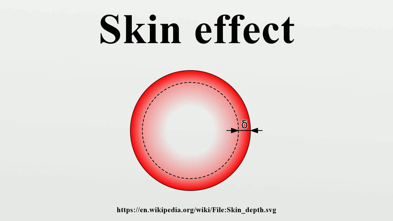 Skin effect - YouTube