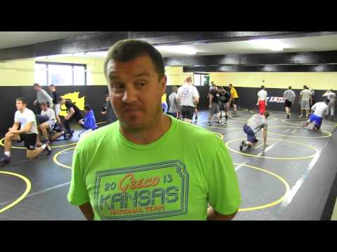 Ottawa University Hosts USA National Team Wrestling camp