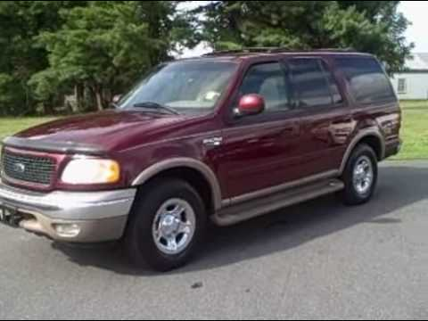 2001 Ford Expedition 4X4 Eddie Bauer Edition  YouTube