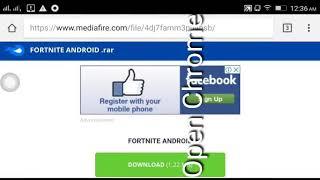 - mobile verification for fortnite