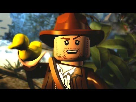 LEGO Star Wars: The Complete Saga - Unlocking Indiana Jones