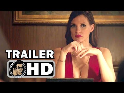 MOLLY'S GAME Official Trailer #1 (2017) Jessica Chastain, Idris Elba Poker Drama Movie HD