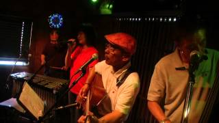 はいびすかす 五つの赤い風船を唄う 2012年7月8日 ライブカフェおとぎば...