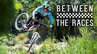 Between The Races - a DownHill Mountain Bike film