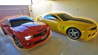 Tem Dois Camaros Na Minha Garagem !