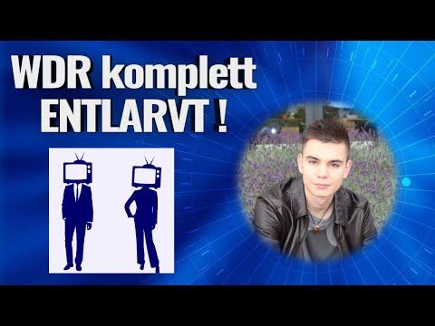 WDR komplett ENTLARVT!
