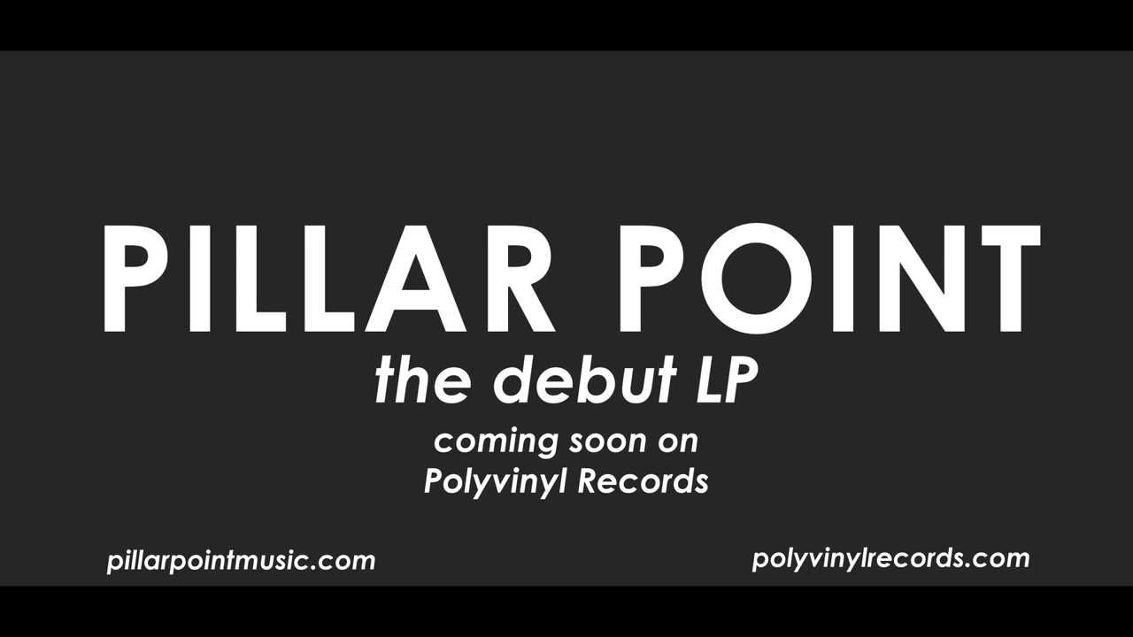 Pre-Order Pillar Point's Self-Titled Debut