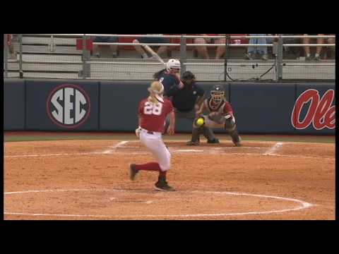 Ole Miss Defeats Alabama 2-1 (4-29-17) Game 2