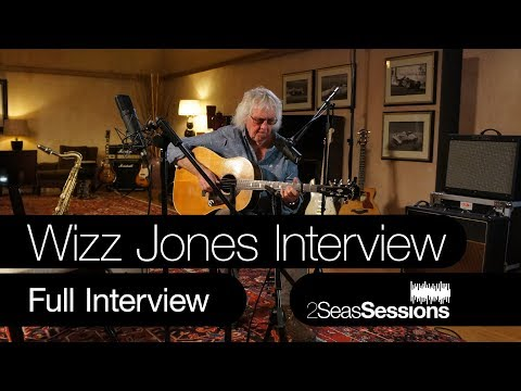 ★ Wizz Jones Interview - 2Seas Sessions #2