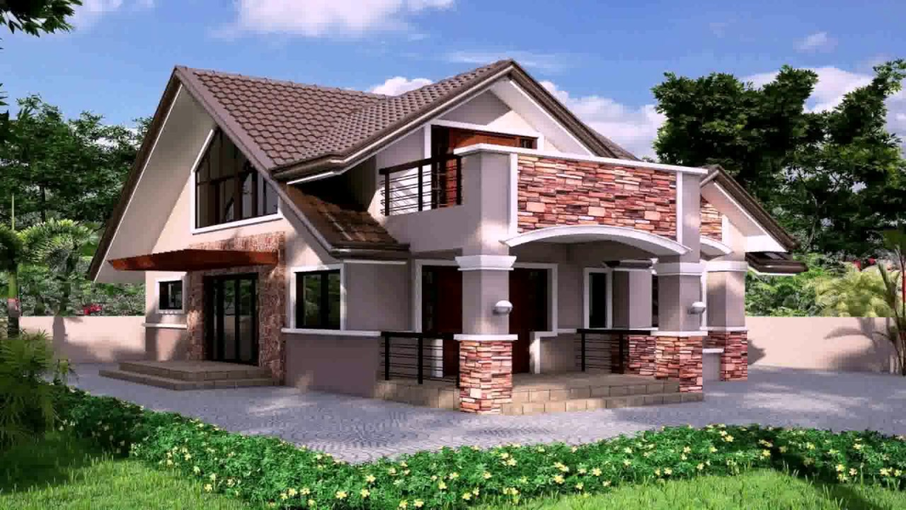 Sample Bungalow House Floor Plan Philippines YouTube – Sample Floor Plans For Houses Philippines