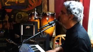 Tajul Imam singing at South Asian Music Society