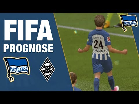 EX-HERTHANER SPIELVERDERBER? - Fifa Prognose - Hertha BSC - Berlin - 2018 #hahohe