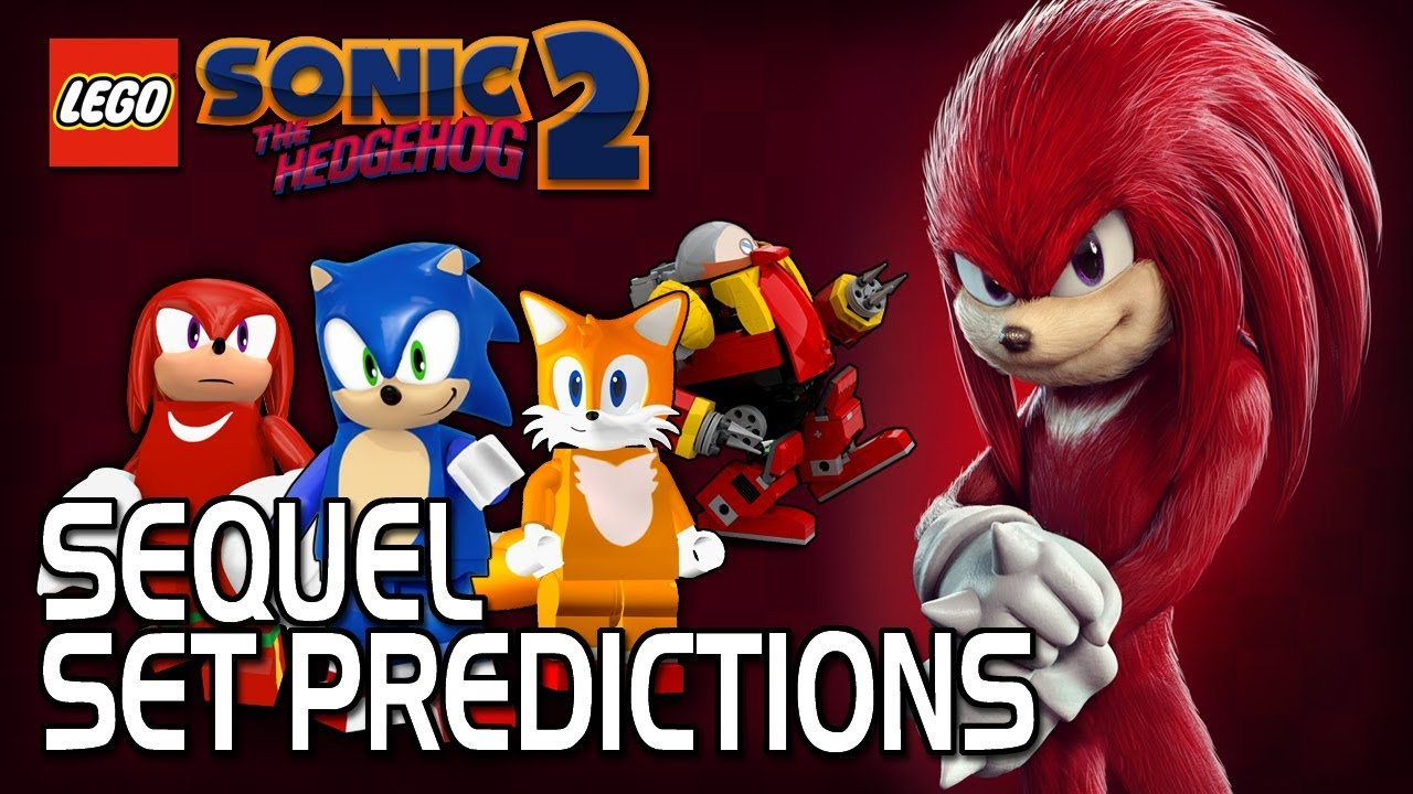 Lego Sonic The Hedgehog Movie Sequel Set Predictions Youtube