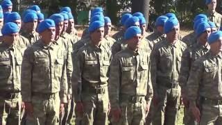 Eğirdir Dağ Komando Okul komutanı Selçuk.Emirdağ