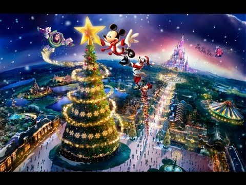 BEST Christmas Song - Disney Like!!! - New year (2017 - 2018) new