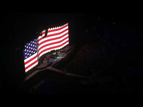 "Bono dedicates Minneapolis show to ""eternal memory of Prince Rogers Nelson"""