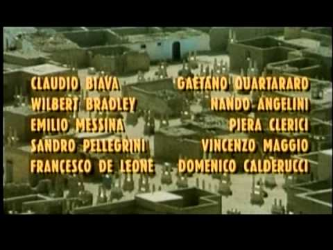 Super 7 Calling Cairo (credits) - Angelo Francesco Lavagnino - Eurospy