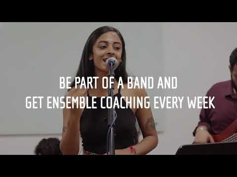 The Pro Vocals course at The True School of Music
